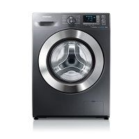Samsung Ecobubble Freestanding 1400 RPM washing machine in inox and chrome, Manufacturer: Sam **do not use**, Category: Appliances > Washing Machines, Price: in stock with free uk delivery Washing Machine Reviews, Samsung Washing Machine, Integrated Washing Machines, Dishwasher, Slime, Microwave, Cool Things To Buy, Nice Things, Childproofing