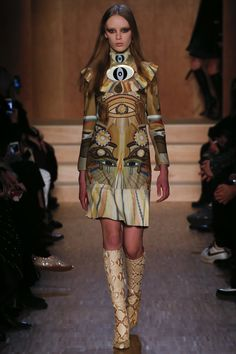 Défilé Givenchy Automne-Hiver 2016-2017 10