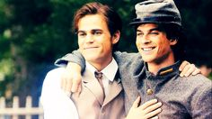 Damon & Stefan | There's no life after You
