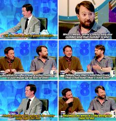 "34 Times Out Of 10 Cats Does Countdown"" Was Almost Too Funny Tv Funny, Hilarious, Funny Stuff, Jon Richardson, 8 Out Of 10 Cats, Mock The Week, British Comedy, British Humour, Tv Show Quotes"