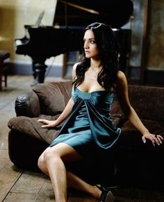 Archie Panjabi. Such beauty.