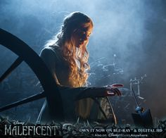 Did you get your copy of Maleficent yet? Don't forget to download your digital copy today! http://di.sn/qrL