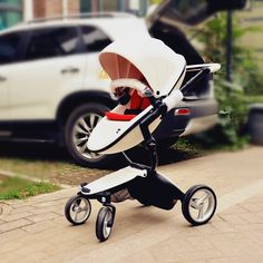 Mima xari kobi baby stroller light folding stroller stokke-inStrollers from Baby Products on Aliexpress.com