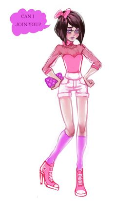 """""""homestuck6"""" am i doing it right is this how to be a prep lots of pink #convers #prep #emo #nojustno #homestuck #howtobe #pink #plz #sws #hu #hahahadie"""