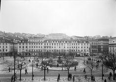 Rossio, Lisboa (Portugal)
