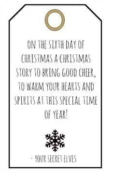 Share the Christmas Spirit to a family in need with these FREE Printables, instructions and gift list!
