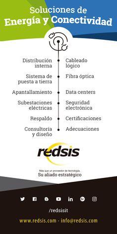 Soluciones de Tecnología y Conectividad #RedsisIT