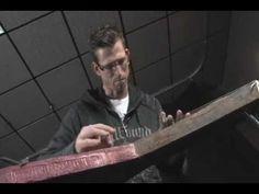 How about a little concrete guitar?