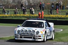1986 Ford RS200 Evo