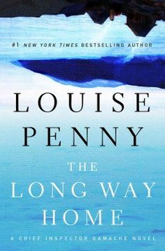 The long way home by Louise Penny.  Click the cover image to check out or request the suspense and thrillers kindle.