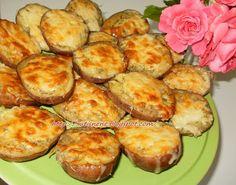 Sütis néne sütödéje: Mustáros-tejfölös héjában sült krumpli Muffin, Lime, Breakfast, Food, Morning Coffee, Limes, Essen, Muffins, Meals