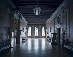 Ca' Rezzonico, Venice, Italy, 2012 | David Leventi Photography