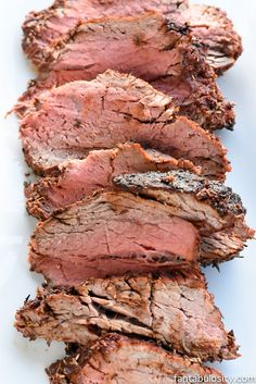 """The BEST Meat Rub & Beef Tenderloin Recipe: The """"Braxton"""" - Fantabulosity Rub Recipes, Meat Recipes, Paleo Recipes, Cooking Recipes, Recipies, Grilled Recipes, Smoker Recipes, Potluck Recipes, Cooking Tips"""