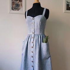 b503d1b1518 20 Best button down dress images