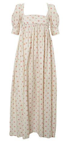 Biba prairie dress c.1960s