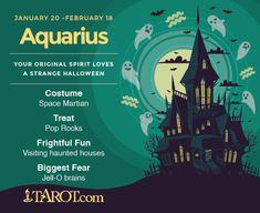 Happy Halloween Aquarius!