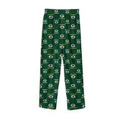NFL Green Bay Packers Lounge Pants XS, Boy's