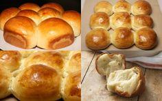 طريقة عمل خبز الحليب