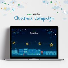 In collaboration with Beyond, a digital agency based within the UK and US, the NSPCC engaged Beyond on the Little Stars campaign to design and develop an online fundraising platform for users.