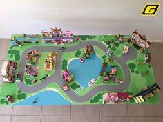 Lego Friends Heartlake City Theme PREMIUM Play Table