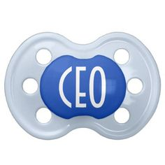 #baby #newborn #pacifiers - #Blue CEO: Pacifier