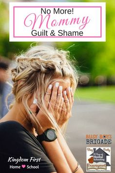 Mommy Guilt and Sham