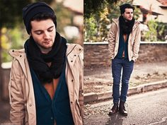 Barracks (by Ben Galbraith) http://lookbook.nu/look/3567533-Barracks