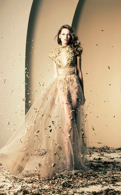 krikor jabotian couture 2014   Ziad Nakad Fall/Winter 2014 Haute Couture