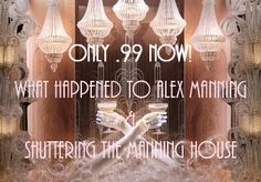 Both books .99 on Kindle & Nook now! http://www.amazon.com/What-Happened-Alex-Manning-Family-ebook/dp/B00DXKJK64