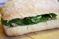 Chicken Pesto Panini - Saving Room for Dessert Chicken Pesto Panini, Sandwiches, Food, Essen, Meals, Paninis, Yemek, Eten