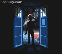 It's Bigger on the Outside   TeeFury