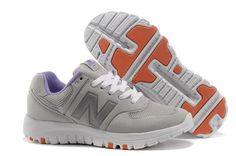 New Balance NB WS77BY retro For Women Running shoes Grey Purple White