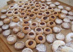 Jam Plätzchen - German cookies...yummm!