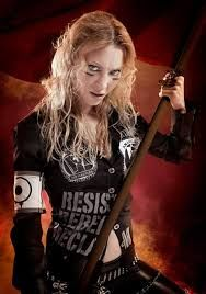 Angela Gossow - The Queen of Metal