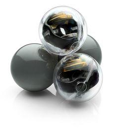 Nanodots GYRO DUO: Magnetically Gyroscopic Balls