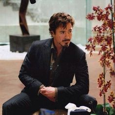Tony Stark (Robert Downey Jr.)