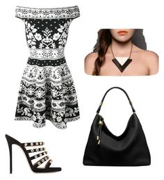"""""""Untitled #192"""" by loril4 on Polyvore featuring Alexander McQueen and Michael Kors"""