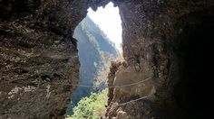 18 - Vistas desde el túnel