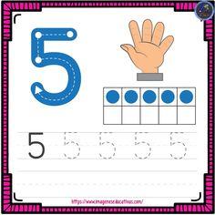 FICHAS DE GRAFOMOTRICIDAD repasamos números del 1 al 10 - Imagenes Educativas Toddler Learning Activities, Motor Activities, Preschool Activities, Learning Numbers, Math Numbers, Symmetry Worksheets, Baby Boy Balloons, School Clipart, Math For Kids