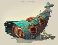 Horn House by Catell-Ruz on DeviantArt
