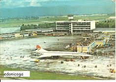 BOGOTÁ | Aeropuerto Internacional Eldorado [SKBO-BOG] - Page 573 - SkyscraperCity British Airways, Concorde, Cosmos, Aviation, Mexico, Airports, History, City, Planes