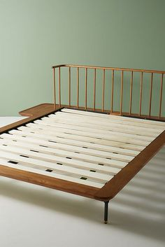 Going this way means more room around the bed. Hanging Furniture, Ikea Furniture, Furniture Plans, Furniture Decor, Furniture Design, Unique Furniture, Furniture Stores, Luxury Furniture, Above Bed