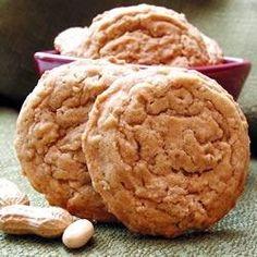 Oatmeal Peanut Butter Cookies - Allrecipes.com