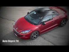 Test Drive Peugeot RCZ R 270 Cv on Track