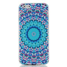 iPhone 6 Case, iPhone 6 (4.7'') Case - MOLLYCOOCLE Fashion Style Colorful Painted Flowers Sea Pattern TPU Soft Cover Case for iPhone 6 4.7''(Flowers Sea), http://www.amazon.com/dp/B00P8X3YZW/ref=cm_sw_r_pi_awdm_qSAdvb0RY7VDD