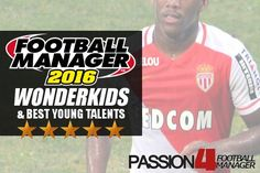 Ultimate Shortlist of the best Football Manager 2016 wonderkids and promising talents. A comprehensive player recommendations of the best FM16 wonderkids. Management, Passion, Football, Baseball Cards, Sports, Gaming, Fantasy, Soccer, Hs Sports