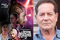 Salim Khan REACTS to the Udta Punjab Censor row says this is the first time the industry is UNITED!