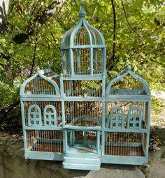 Large Bird Cage Palace