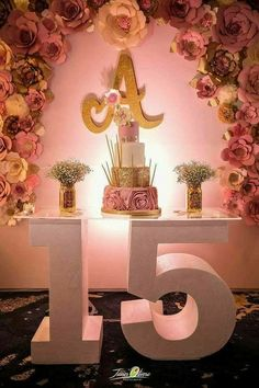 Read the latest hacks for quinceanera party center pieces; Take into consideration serving a small meal part of your quinceanera day reception. This w… - New Site Quinceanera Planning, Quinceanera Decorations, Quinceanera Party, Quinceanera Dresses, Themes For Quinceanera, Sweet 15 Quinceanera, Sweet 16 Decorations, Quince Decorations, Wedding Decorations