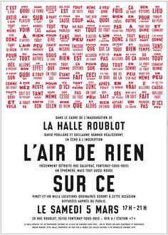 La halle roublot - La Galeru David Poullard